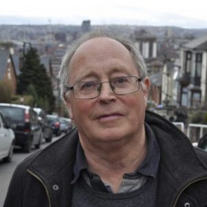 Bernard Little candidate for Sheffield Local Election Walkley