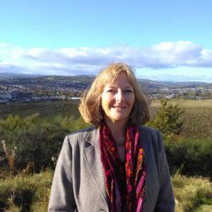 Christine Kubo candidate for Sheffield Local Election Hillsborough