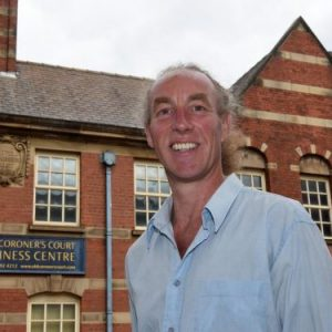 Douglas Johnson candidate for Sheffield Local Election City