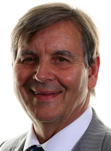 Roger Davison candidate for Sheffield Local Election Ecclesall