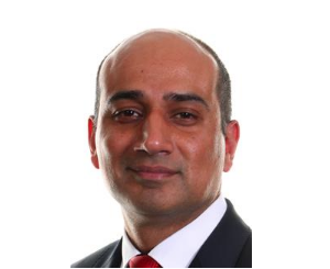 Mazher Iqbal candidate for Sheffield Local Election Darnall