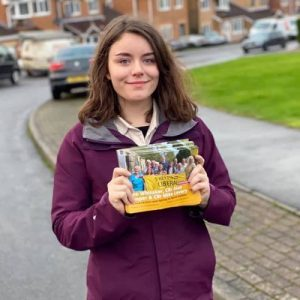 Sophie Thornton candidate for Sheffield Local Election Beauchief